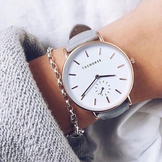 thehorse original timepiece in grey  still the best Ashellip