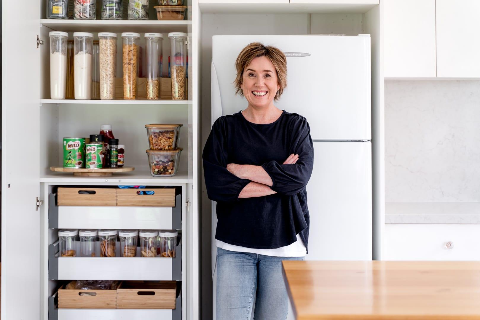 Ikea Adelaide Pantry Makeover With Sarah Shanahan She Shopped