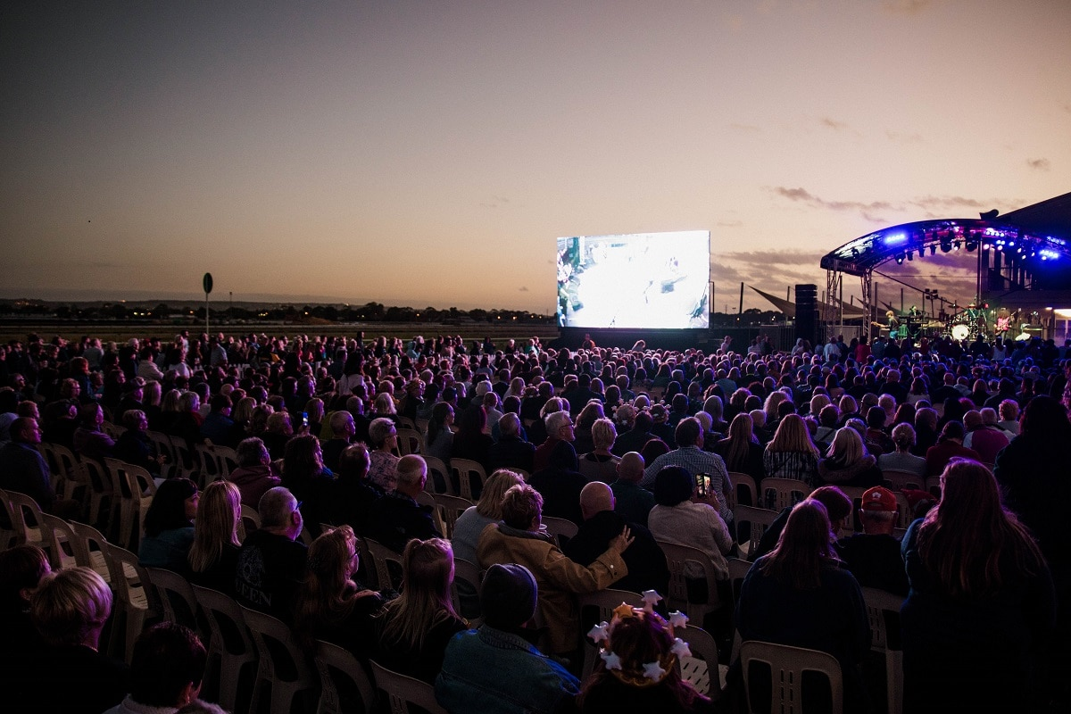 Morphettville Racecourse | Twilight Concert Series.