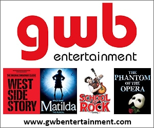 GWB Entertainment is an internationally recognised theatrical producer and presenter